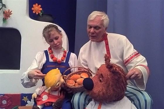 Маша и медведь смотреть фото