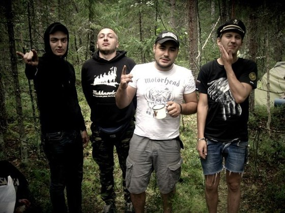 «Maximum Rocknroll Presents: Moscow Madness»: Hellspin, Dekonstruktor, «Особые условия», Occupation, «Поспишь потом», «Лисичкин хлеб», Pissdeads, Banderlog, Repression Attack смотреть фото