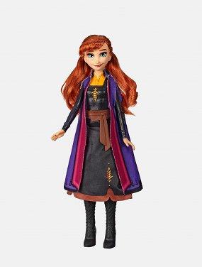 Анна в сверкающем платье, кукла Hasbro Disney Princess Frozen 2