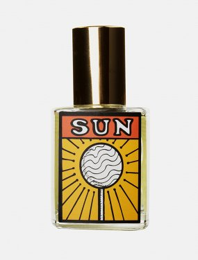 Духи Lush Sun