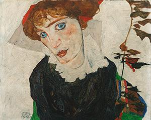 Картина Эгона Шиле «Портрет Валли» стала предметом спора между наследниками ее первоначальной владелицы и купившим ее после войны коллекционером.