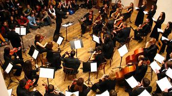 Солисты оркестра musicAeterna