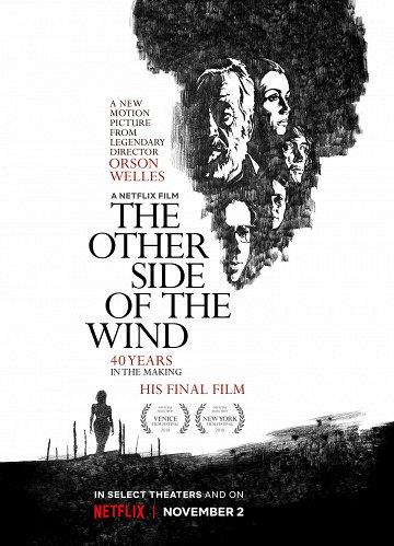 Постер Другая сторона ветра