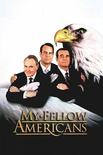 Постер Американские президенты в бегах