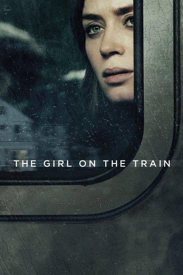 Постер Девушка в поезде