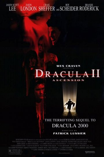 Постер Дракула-2: Вознесение