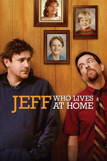 Постер Джефф, живущий дома