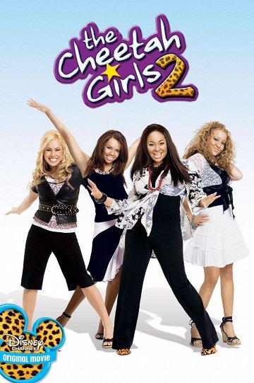 Постер The Cheetah Girls в Барселоне