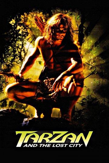 Постер Тарзан и затерянный город