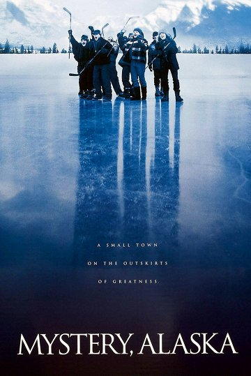 Постер Тайна Аляски