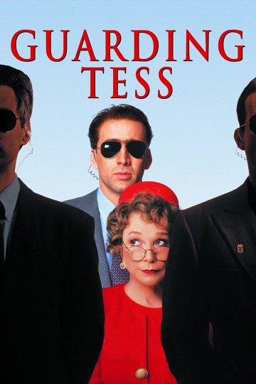 Постер Охранник Тесс