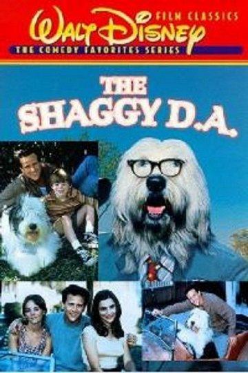 Постер Мохнатый пес
