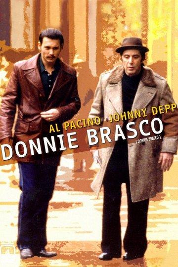 Постер Донни Браско