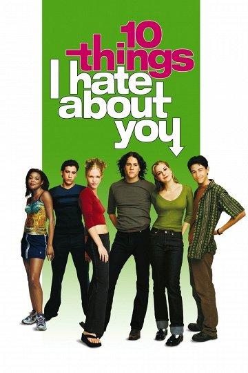 Постер 10 причин моей ненависти