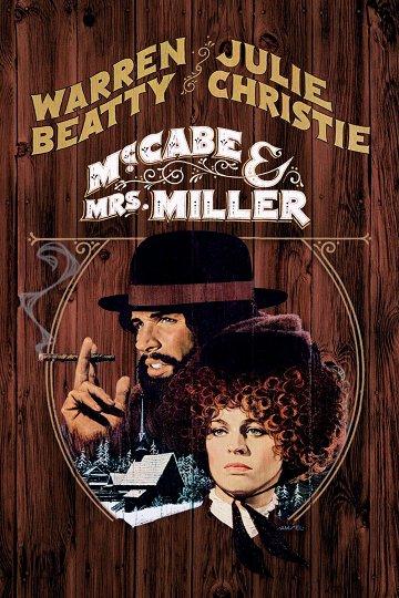 Постер МакКейб и миссис Миллер