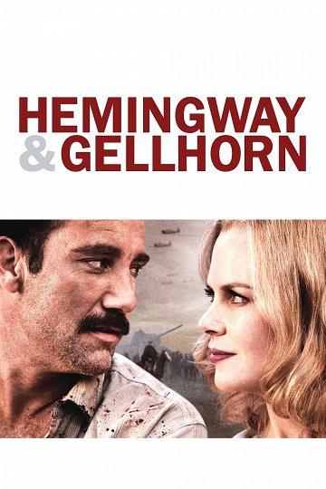 Постер Хемингуэй и Геллхорн