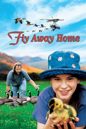 Постер Летите домой