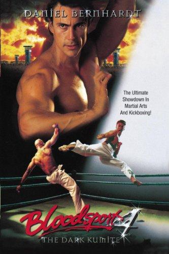 Постер Кровавый спорт-4: Черное кумитэ