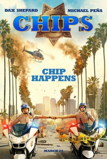 Постер Калифорнийский дорожный патруль