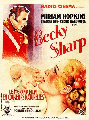 Постер Бекки Шарп