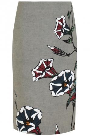 Льняная юбка Marni (12 120 р. вместо 40 400 р.)