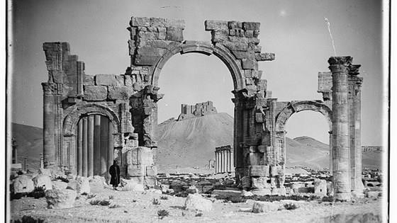 Путь на Восток. Пальмира — невеста пустыни