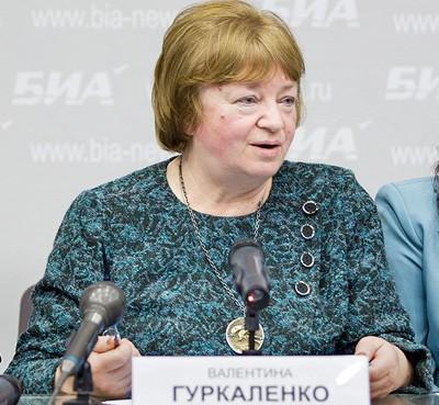Валентина Гуркаленко