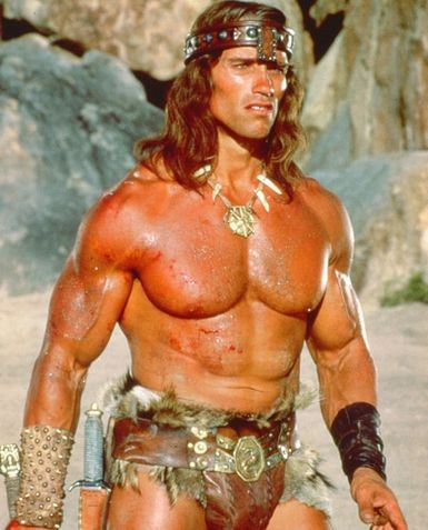 Конан-варвар (Conan the Barbarian)