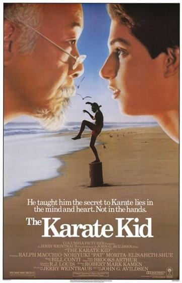 Малыш-каратист (The Karate Kid)
