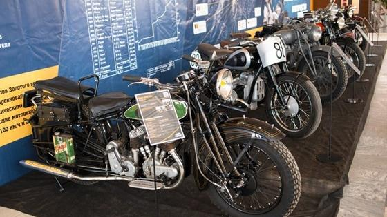 Культовые мотоциклы золотого века