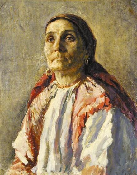Академический рисунок и живопись студентов Художественного училища памяти 1905 года