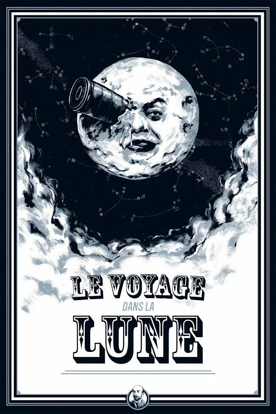 Путешествие на Луну (Le voyage dans le Lune)