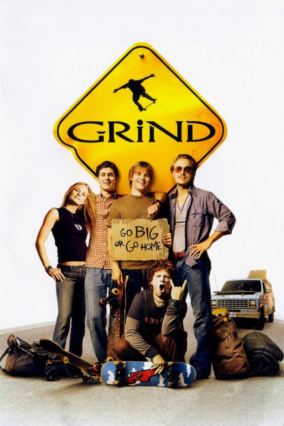 Скейтбордисты (Grind)