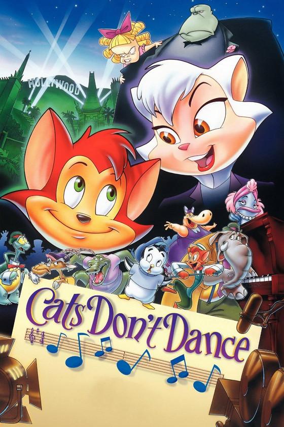 Коты не танцуют (Cats Don't Dance)