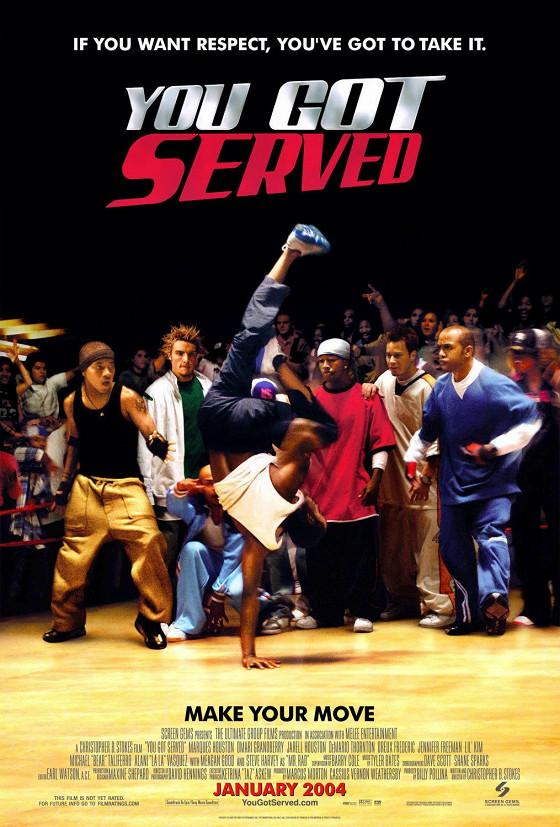 Танцы улиц (You Got Served)