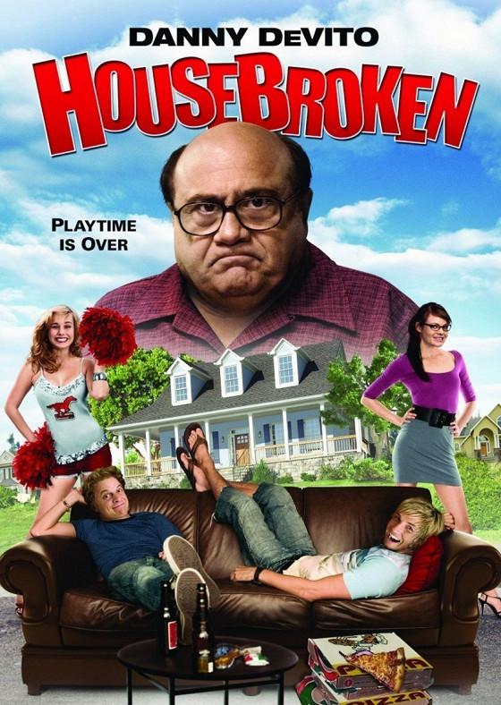 Дом вдребезги (House Broken)