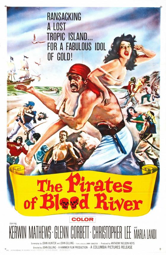 Пираты кровавой реки (Pirates of Blood River)