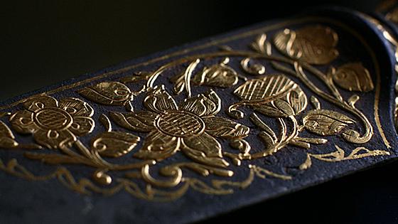 Золотой булат Персии