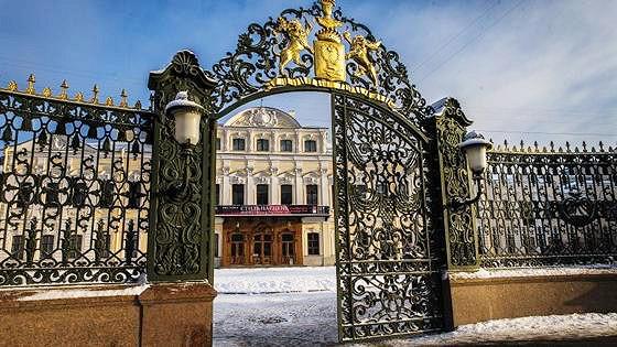 Музей музыки (Шереметевский дворец)