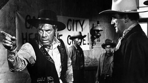 Человек, который застрелил Либерти Вэланса (The Man Who Shot Liberty Valance)