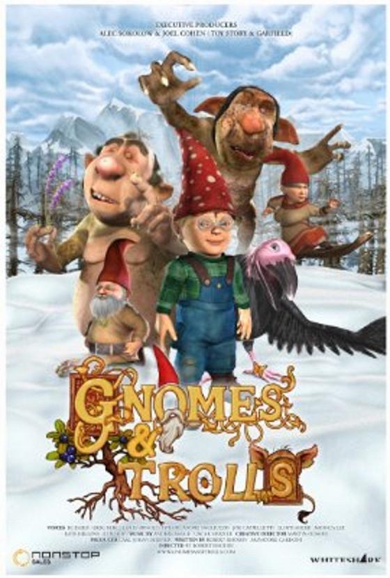 Гномы и тролли (Gnomes and Trolls: The Secret Chamber)
