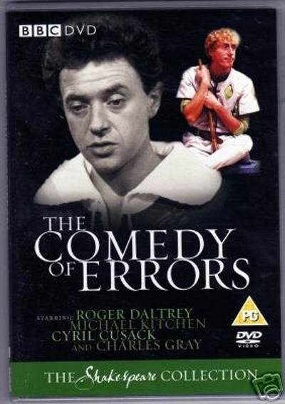 Комедия ошибок (The Comedy of Errors)