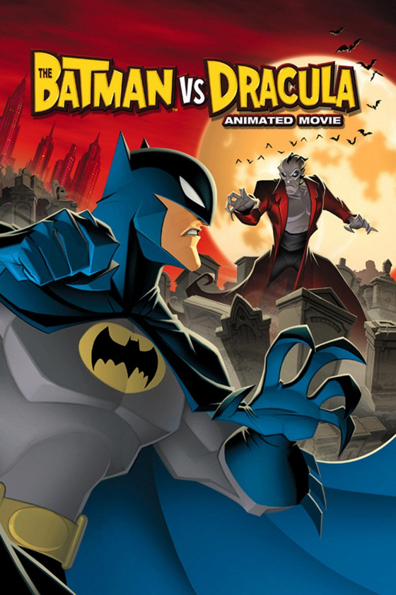 Бэтмен против Дракулы (The Batman vs. Dracula)