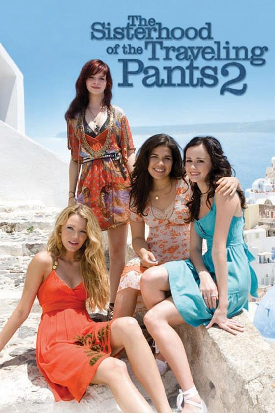 Джинсы-талисман-2 (The Sisterhood of the Traveling Pants 2)