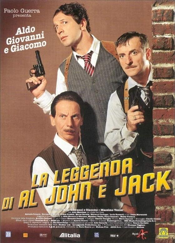 Приключения итальянцев в Нью-Йорке (La leggenda di Al, John e Jack)