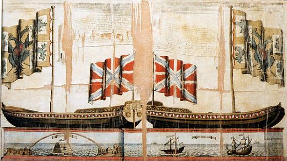 Архитектура корабля. Корабельный декор Российского императорского флота
