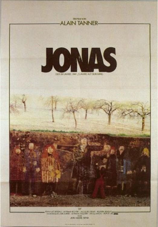 Йонас, которому в 2000 году будет 25 лет (Jonas qui aura 25 ans en l'an 2000)