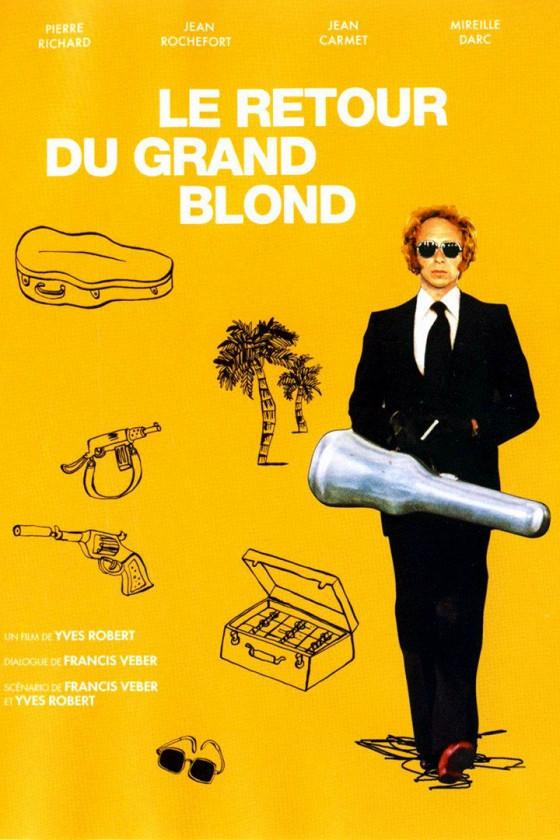Возвращение высокого блондина (Le retour du grand blond)