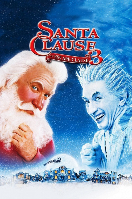 Санта-Клаус-3: Хозяин полюса (The Santa Clause 3: The Escape Clause)