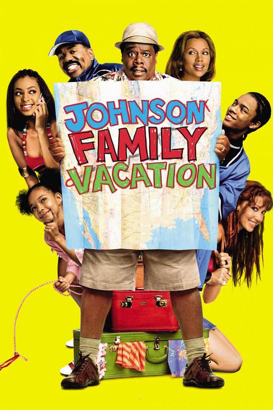 Каникулы семьи Джонсон (Johnson Family Vacation)